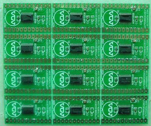 ADPT005 演示板 触摸控制模组