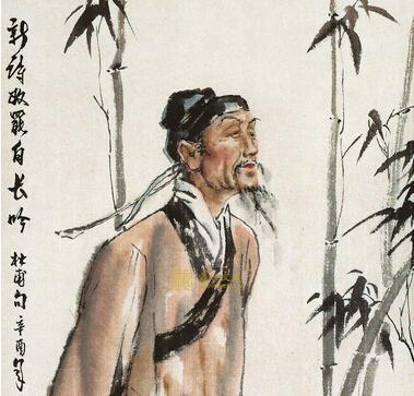 李白当官 第九章 童年受文化影让他飞翔