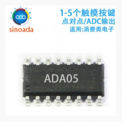 ADA05_触摸ic5键