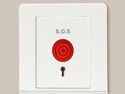 触控安防SOS开关